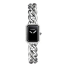 Chanel Premiere Black Dial Bracelet Watch with Diamond Dial - Product number 1151843
