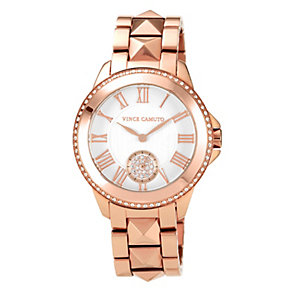 Vince Camuto Ladies' Rose Gold-Plated Bracelet Watch - Product number 1152823