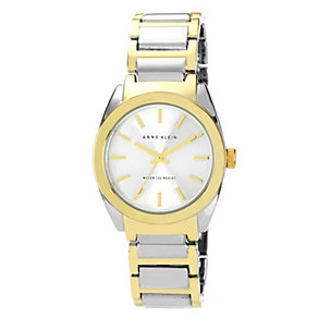 Anne Klein Ladies' Two Tone Bracelet Watch - Product number 1154052