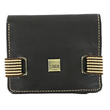 Storm Brown Leather Wallet With Wrist Strap - Product number 1156446