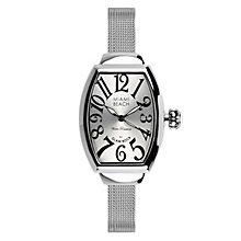 Glam Rock Miami Beach Ladies' Steel Mesh Bracelet Watch - Product number 1210130