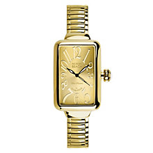 Glam Rock Miami Beach Ladies' Gold Tone Mesh Bracelet Watch - Product number 1210238