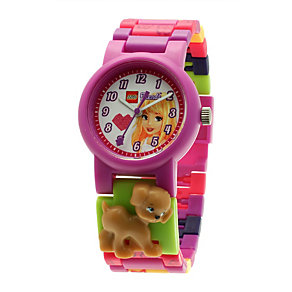 LEGO Friends Stephanie Minifigure Watch - Product number 1211323