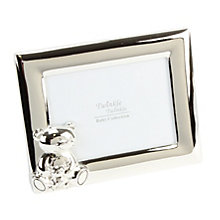 Twinkle silver-plated teddy photo frame - Product number 1212095