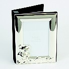 """Twinkle silver-plated 4"""" x 6"""" photo album - Product number 1212109"""