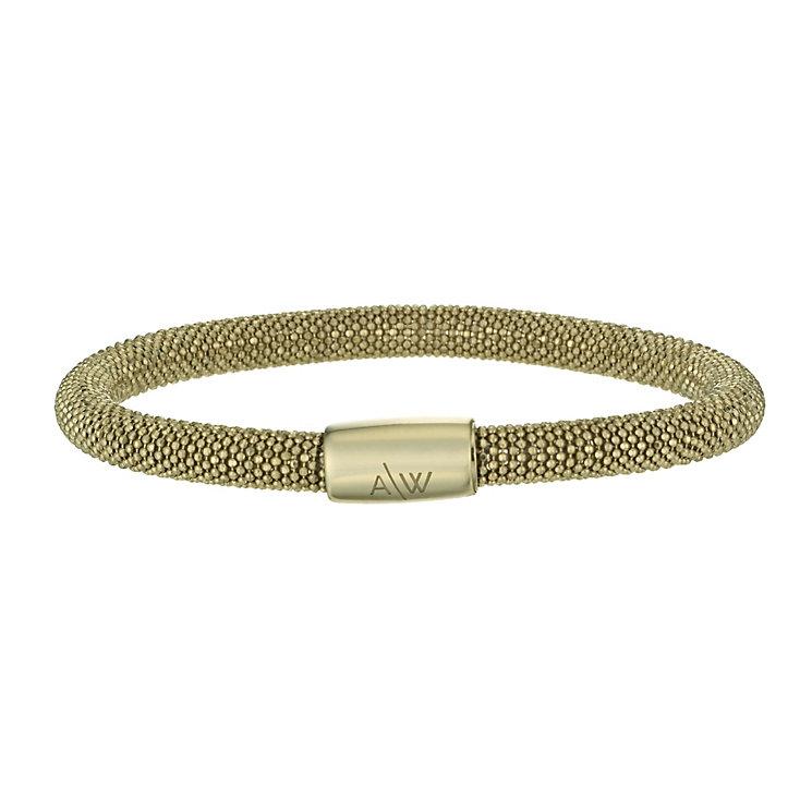 Sterling Silver Khaki Tone Bracelet - Product number 1215388