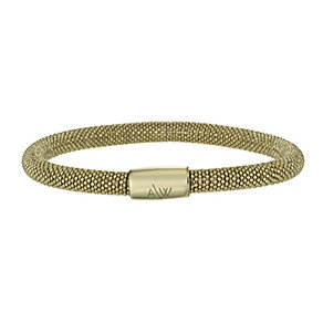 Sterling Silver Khaki Tone Bracelet - Product number 1215388