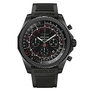 Breitling Bentley titanium black rubber strap watch - Product number 1218077