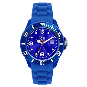 Ice-Watch Men's Blue Silicone Strap Watch - Product number 1220365