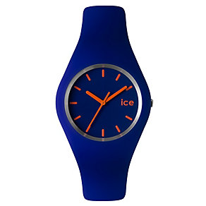 Ice-Watch Men's Blue & Red Silicone Strap Watch - Product number 1220543