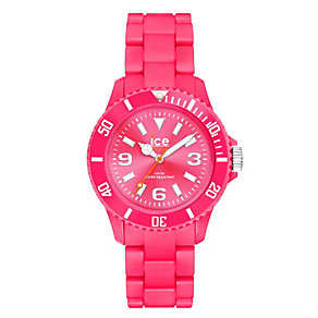 Ice-Watch Ladies' Pink Bracelet Watch - Product number 1220624