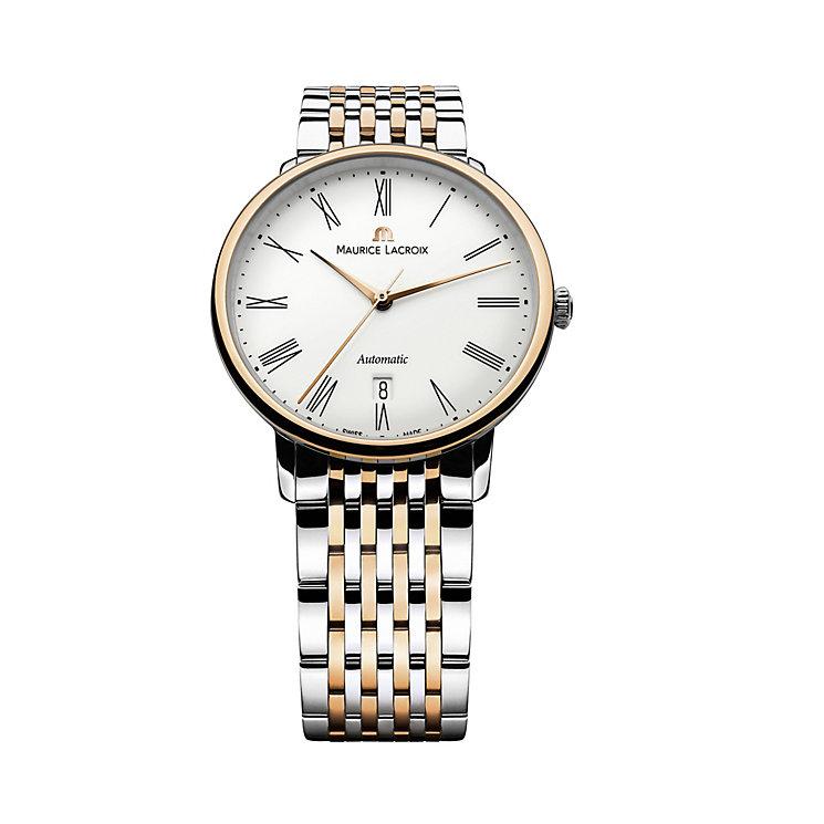 Maurice Lacroix Les Classique men's two tone bracelet watch - Product number 1220683