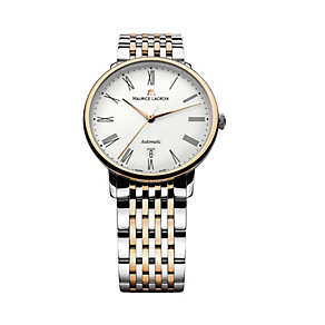 Maurice Lacroix Les Classique men's two tone bracelet watch - Product number 1220683
