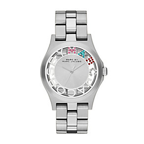 Marc Jacobs Henry ladies' stainless steel bracelet watch - Product number 1221906