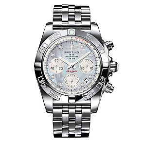 Breitling Chronomat 41 stainless steel bracelet watch - Product number 1221949