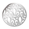 Lucet Mundi silver tone prince coin - large - Product number 1225456