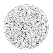 Lucet Mundi white crystal coin - small - Product number 1225642