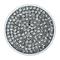 Lucet Mundi grey crystal coin - small - Product number 1225685