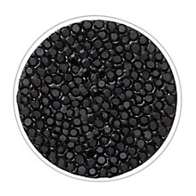Lucet Mundi black crystal coin - small - Product number 1225693