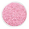 Lucet Mundi light pink crystal coin - large - Product number 1225766