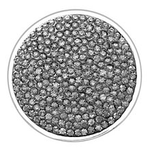 Lucet Mundi grey crystal coin - large - Product number 1225790