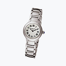 Frederique Constant ladies' stainless steel bracelet watch - Product number 1229974