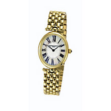 Frederique Constant ladies' gold-plated bracelet watch - Product number 1230050