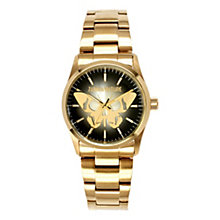 Zadig & Voltaire Ladies' Gold Tone Butterfly Bracelet Watch - Product number 1231995