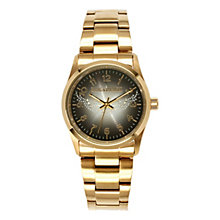 Zadig & Voltaire Ladies' Gold Tone Crystal Bracelet Watch - Product number 1232053