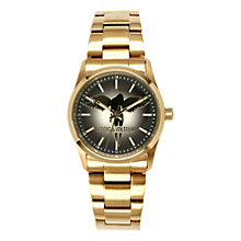 Zadig & Voltaire Ladies' Gold Tone Angel Bracelet Watch - Product number 1232118