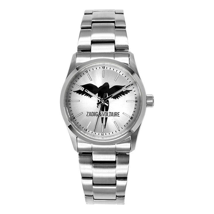 Zadig & Voltaire Ladies' Steel Angel Bracelet Watch - Product number 1232126