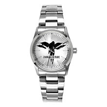 Zadig & Voltaire Ladies' Steel Angel Bracelet Watch - Product number 1232126