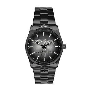 Zadig & Voltaire Ladies' Black Crystal Angel Bracelet Watch - Product number 1232223
