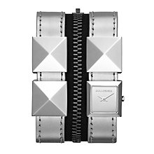Karl Lagerfeld Zip ladies' steel silver strap watch - Product number 1232754