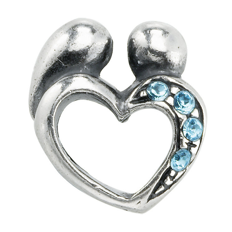 Charmed Memories Sterling Silver Mother and Child Bead - Product number 1236970