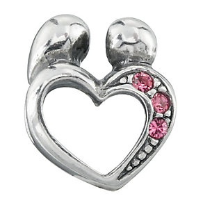 Charmed Memories Sterling Silver Mother and Child Bead - Product number 1237497