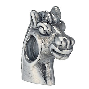 Charmed Memories Sterling Silver Horse Bead - Product number 1237705