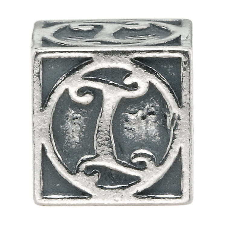 Charmed Memories Sterling Silver I Initial Bead - Product number 1238167