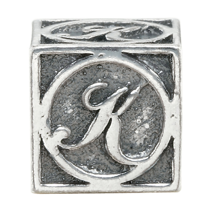Charmed Memories Sterling Silver K Initial Bead - Product number 1238183