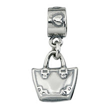 Charmed Memories Sterling Silver Handbag Charm Bead - Product number 1239392