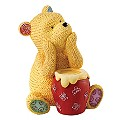 Disney Knitted Effect Pooh With Hunny - Product number 1245295