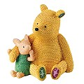 Disney Knitted Effect Pooh & Piglet - Product number 1245341