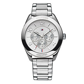 Tommy Hilfiger Ladies' Stainless Steel Bracelet Watch - Product number 1248871