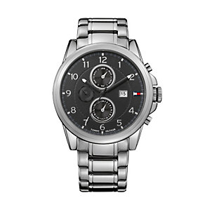 Tommy Hilfiger Ladies' Stainless Steel Bracelet Watch - Product number 1248936