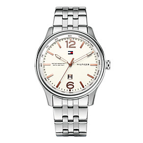 Tommy Hilfiger Men's Stainless Steel Bracelet Watch - Product number 1248979