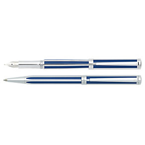 Sheaffer Intensity Ultramarine Fountain & Ballpoint Pen Set - Product number 1258028
