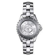 Chanel J12 Titanium Ceramic Bracelet Watch Diamond Set - Product number 1276476