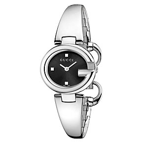 Gucci Guccisima ladies' small stainless steel bracelet watch - Product number 1280198
