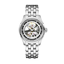 Hamilton Jazzmaster men's stainless steel bracelet watch - Product number 1295861