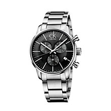 Calvin Klein City men's stainless steel bracelet watch - Product number 1297171